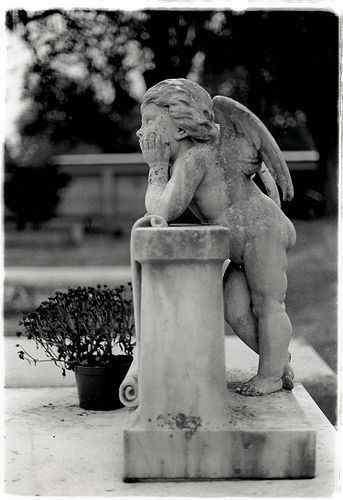 Pugh baby from the side; St. John's Episcopal Cemetery, Thibodaux LA | Flickr - Photo Sharing!