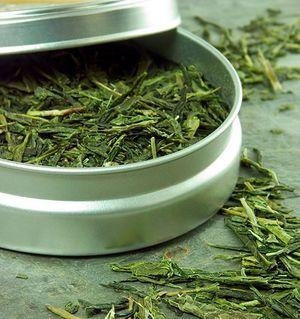Зеленный чай при гастрите