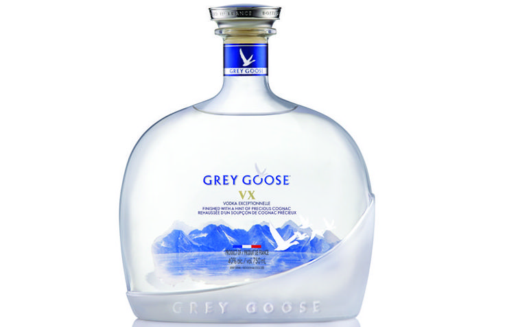 Grey Goose attempts to reclaim the high end of the vodka market with their new cognac infused Grey Goose VX. Drink Spirits has a review.