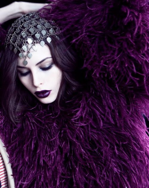 In Love With Purple