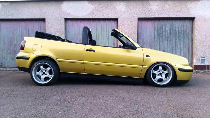 Afbeeldingsresultaat voor VW Golf 4 convertibles