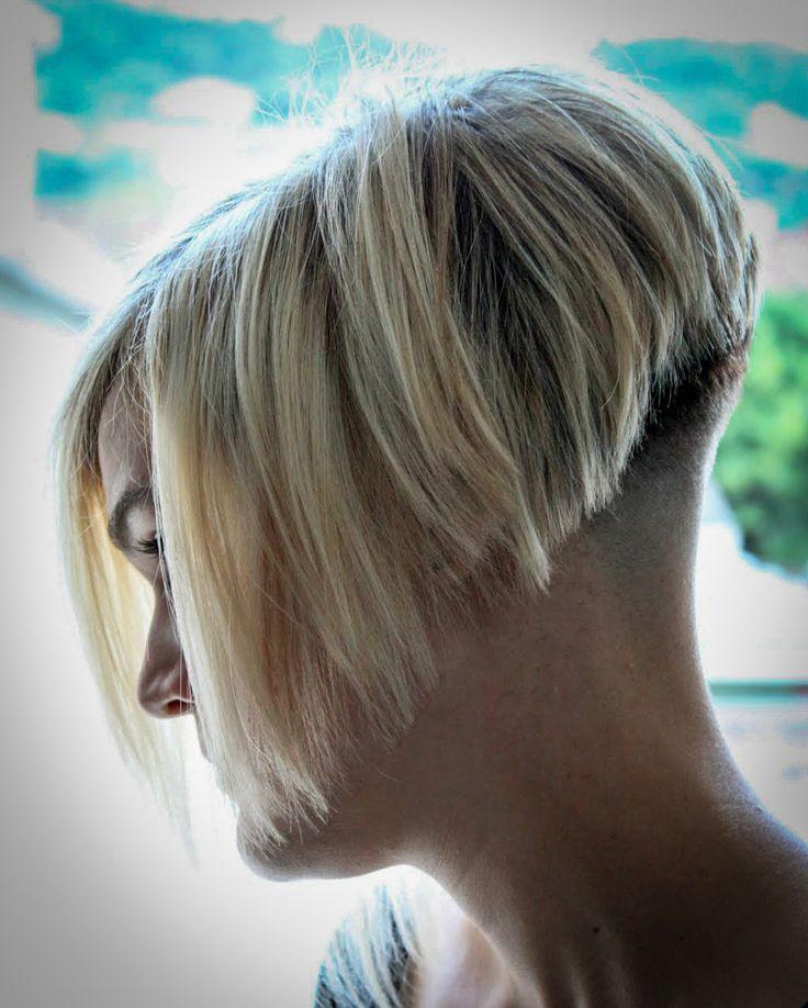 De 384 bästa Hair, Super Short Napes-bilderna på Pinterest
