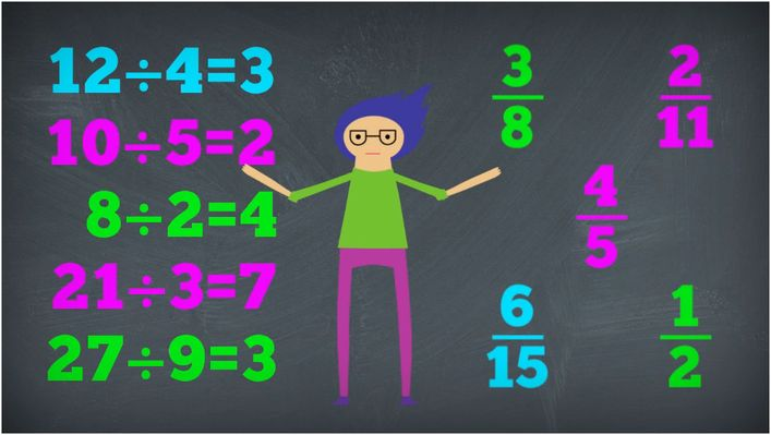 "This video series introduces key Common Core concepts in 4th-8th grade mathematics. Each video focuses on building conceptual understanding of a topic, so that students understand the ""how"" and ""why"" behind mathematical problem solving.   Use these videos with your students as topical introductions to topics including integers, the concept of ratios, unit rates, percent, and division with fractions."