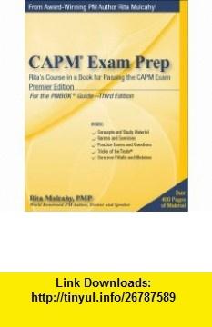 Pmp exam prep book by rita mulcahy pdf