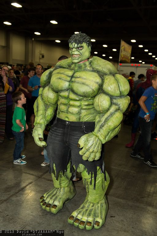 Hulk | SLCC 2013 & The 621 best Cosplay images on Pinterest | Cosplay costumes Cosplay ...
