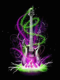 cool guitar Mobile Screensavers disponible para su descarga gratuita.