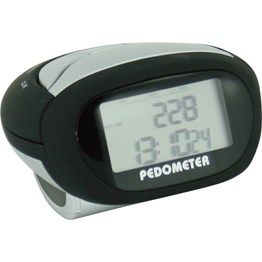 Multi function with high accuracy rating. Time & step counter, Distance & stop watch, Weight height & stride can be adjusted by user, Calories & ODO, Step accuracy adjustment, LED flashlight. http://bit.ly/1i5LbXo