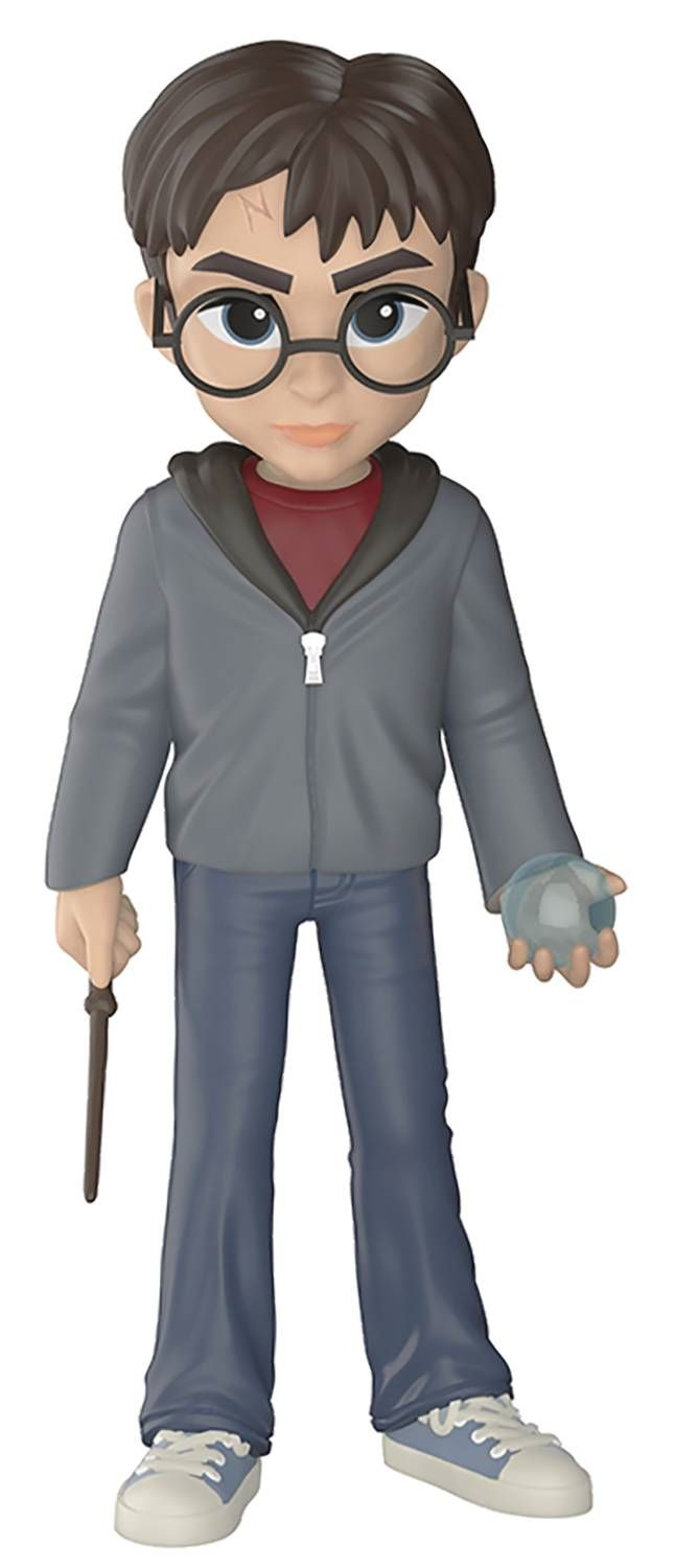 ROCK CANDY HARRY POTTER HARRY W/PROPHESY FIG