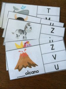 Beginning Sound Kindergarten Activity: Free Beginning Sound Printable