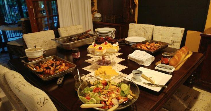 Steak Dinner Party