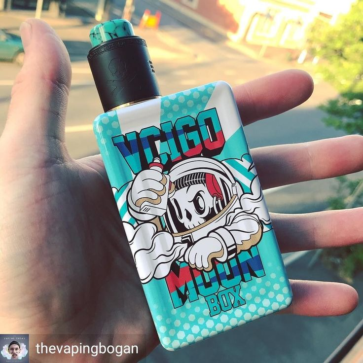 Credit to @thevapingbogan : What's this? Sigelei making a comeback? These Moon Boxes are actually pretty fucking dope. Full review and some to give away stay tuned cunts.  #moonbox #vcigo #vcigomoonbox #sigelei #sigeleimoonbox for #vapetravellerteam