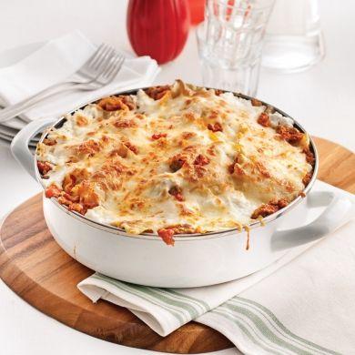 Lasagne dans le poêlon - Recettes - Cuisine et nutrition - Pratico Pratique