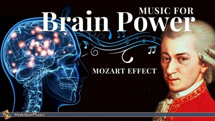 "MOZART Classical Music for Brain Power ""Mozart Effect""  ◘  ♫  ♪  ♫ ▶"