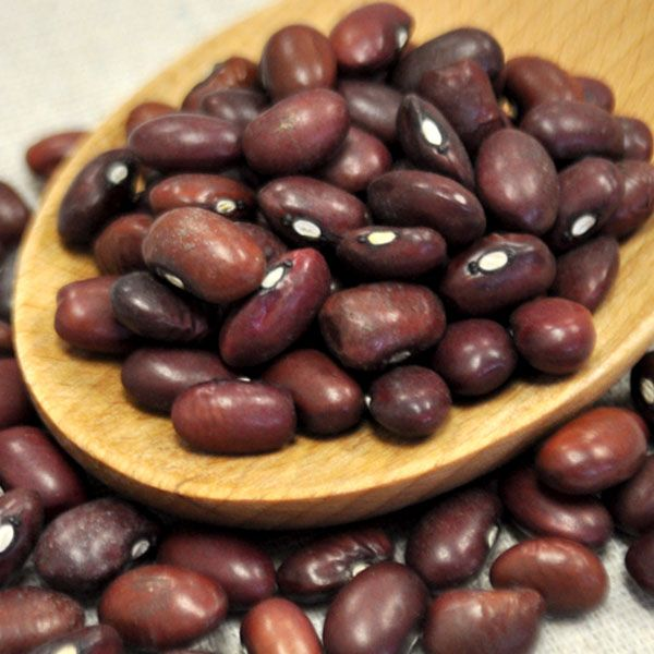 Wholesale Red Beans sold in 25 pound containers. Small red beans are most common in chilis, soups, and mixed with rice.