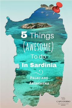 What to do in Sardinia.
