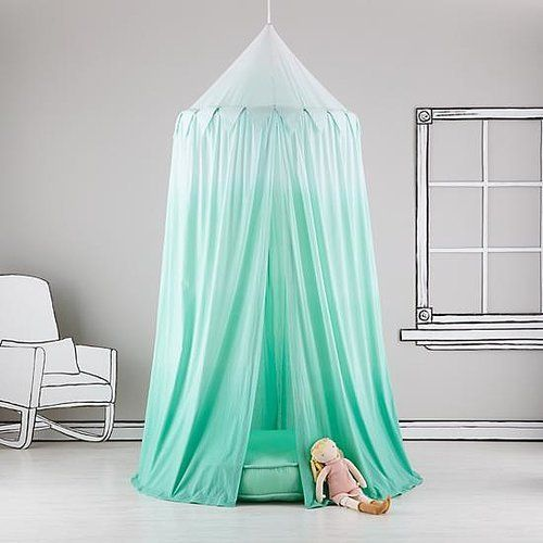 This chic ombré play canopy ($199) from The Land of Nod makes a great gift for your new walker. It can grow with your child as she learns about imaginative play and craves a secret spot that's all her own.