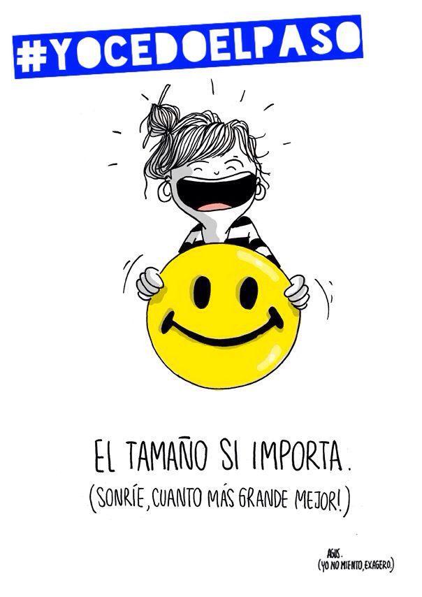 ¿Qué tiene más peso para mí: el bocinazo de un/a conductor/a amargado/a o la sonrisa de gratitud de un  peatón que se sorprende y se siente respetado? Desentonemos del caos! #YOCEDOELPASO  Fuente imagen: Diario de una Volátil, Agustina Guerrero www.facebook.com/diariodeunavolatil  www.facebook.com/CampanaYoCedoElPaso