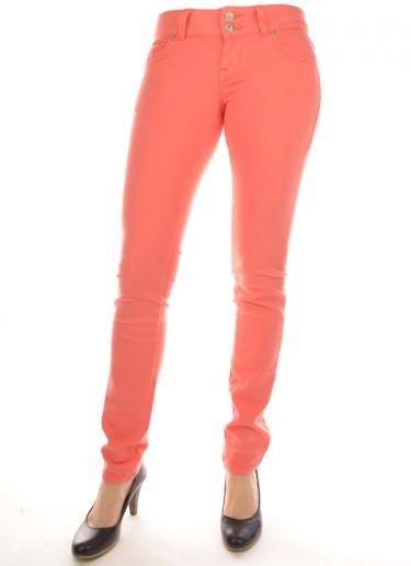 BROEKEN /NON-DENIMS DAMES NEW MOLLY oranje LTB Jeans