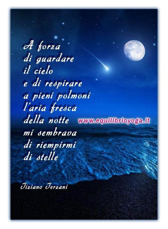 Riempirsi di stelle - frasi di Tiziano Terzani frasi di saggezza…