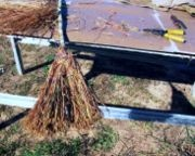 How to Make a Straw Broom