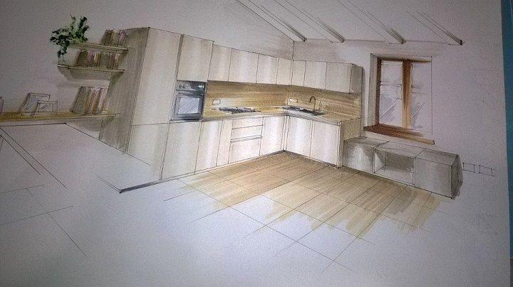 Gallery : Progetto e disegno cucina Varese ....una idea un sogno noi lo realizziamo come lo vuoi tu .....la tua cucina sara' UNICA
