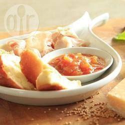Apple and tomato chutney @ allrecipes.co.uk