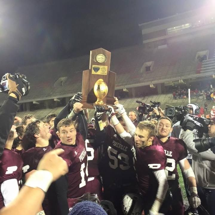 2015 ky class a state champs pikeville panther