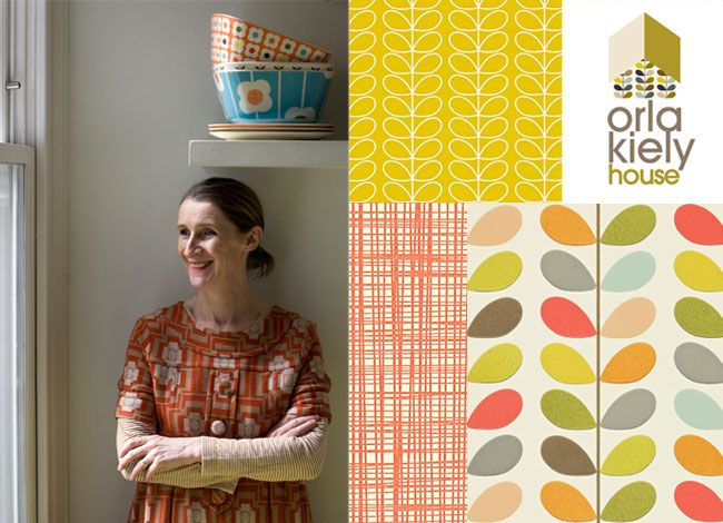 #colour #palette #designers #home #decoration #homeward #interview #designer #leaves #pattern #orla #kiely #orlakiely #scholarship #revamp #project #textiles #royal #college #art #seventies #stem #vintage #wall #coverings #wallpaper Best known for her iconic, vibrant prints, the fashion and textiles designer Orla Kiely talks to #ThePiccachillyParlour about her favourite patterns, inspirations and aesthetic http://www.thepiccachillyparlour.com/tpp/a-coffee-with-orla/