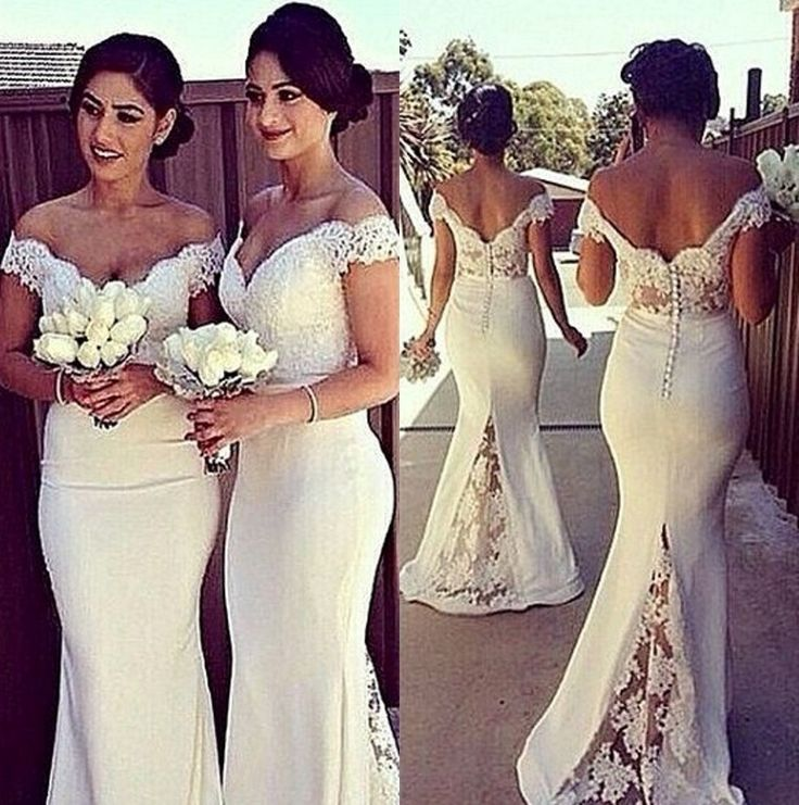 vestido de festa 2016 Off the Shoulder Lace Satin Bridesmaid Gowns Ivory Satin Lace Long Bridesmaid Dresses 2016     Tag a friend who would love this!     FREE Shipping Worldwide     Buy one here---> http://onlineshopping.fashiongarments.biz/products/vestido-de-festa-2016-off-the-shoulder-lace-satin-bridesmaid-gowns-ivory-satin-lace-long-bridesmaid-dresses-2016/