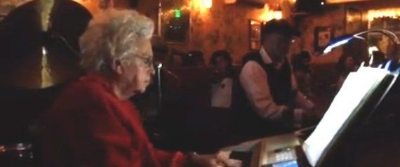 82-Year-Old Keyboardist And Her Crew Bring The Funk To D.C. Bar