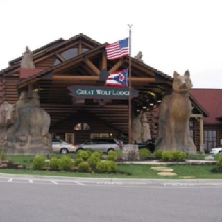 Great Wolfe Lodge, Mason,Ohio