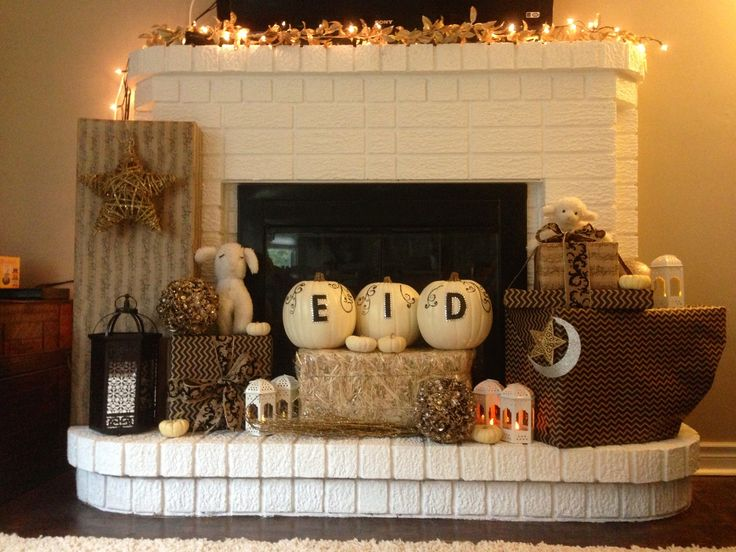 Eid decor for fall