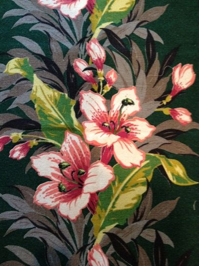 About Hibiscus Print On Pinterest Caribbean Fabrics And Hawaii