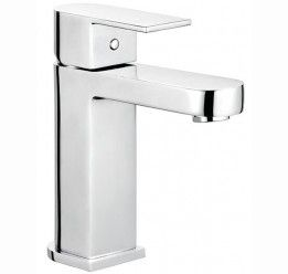 Prado Basin Mixer for Kitchen or Bathroom with Square Swivel Spout by Vanity Factory