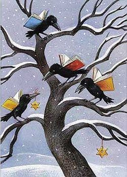 Books give you wings?