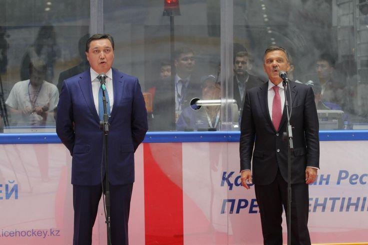 Tantv.kz - В новый сезон КХЛ - с новой ареной