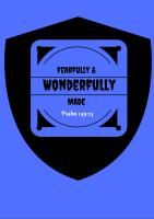 Fearfully & Wonderfully Made (Boys)