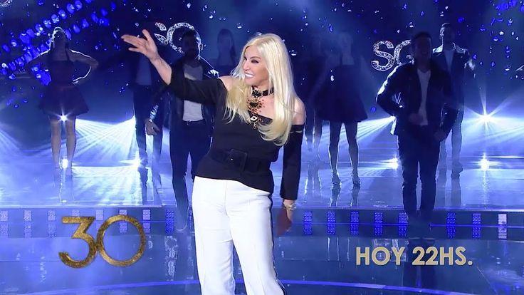 Susana Giménez 30 Años - HOY 22 HS. por Telefe.