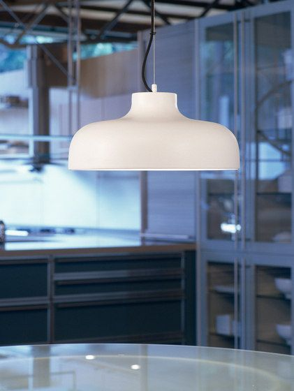 One Of Miguel Milau0027s Most Iconic Pendant Lamps. Immortalise The Silhouette  Of A Womanu0027s Shoulders. Mostly Known In Polished Aluminium The White Finish  Helps ...