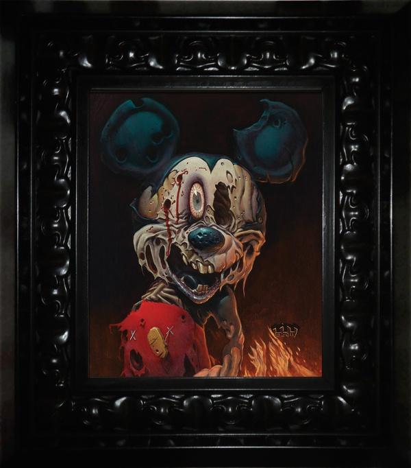 Lookin' good, Mickey. Lookin' good. :-)