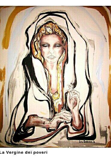 """""""La Vergine dei poveri"""""""