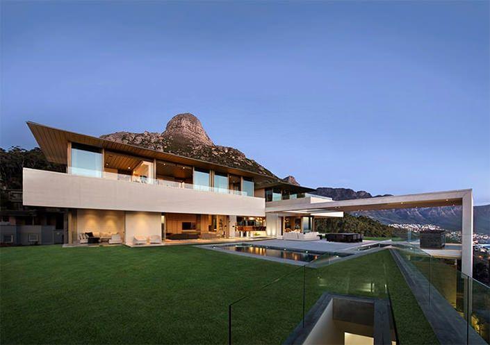 Uma imagem fala mais que mil palavras! Esta frase descreve perfeitamente a casa que os sul africanos da SAOTA desenvolveram. Batizada de OVD 919, o projeto