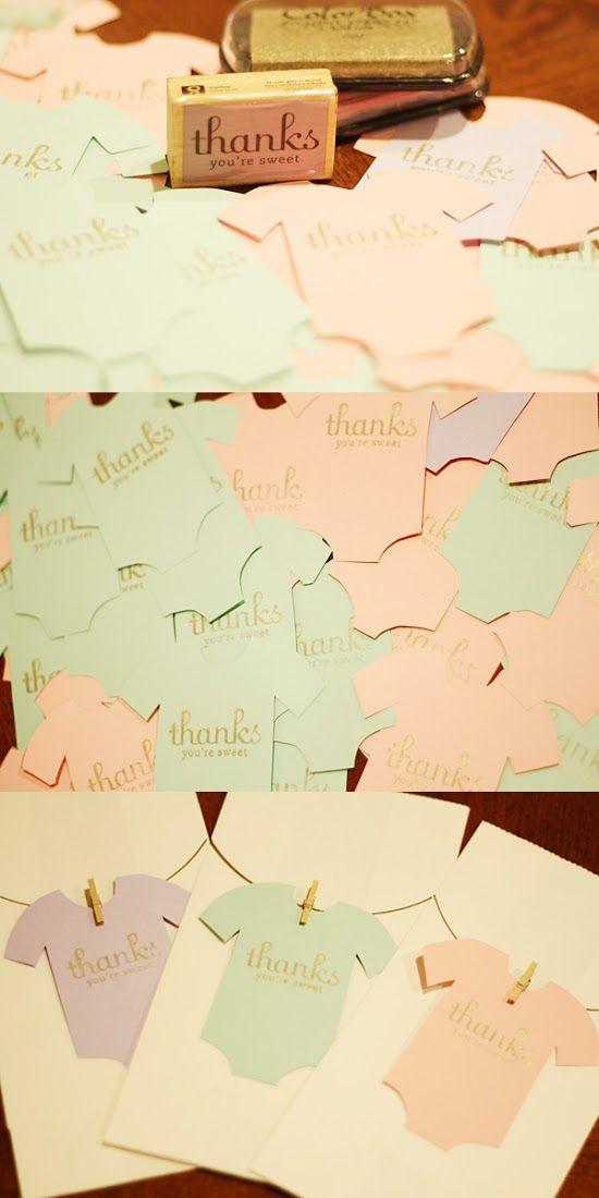 Tarjetas de bienvenida. Podes hacerlas de diferentes formas! #SouvenirsDeNacimiento