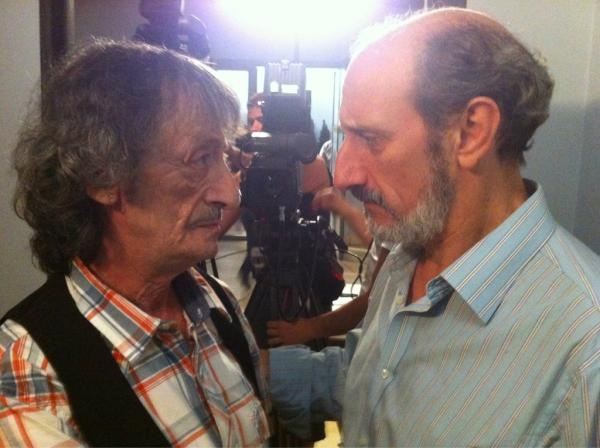 Eduardo Gómez  Jose Luis Gil (respectivamente) _La que se avecina_