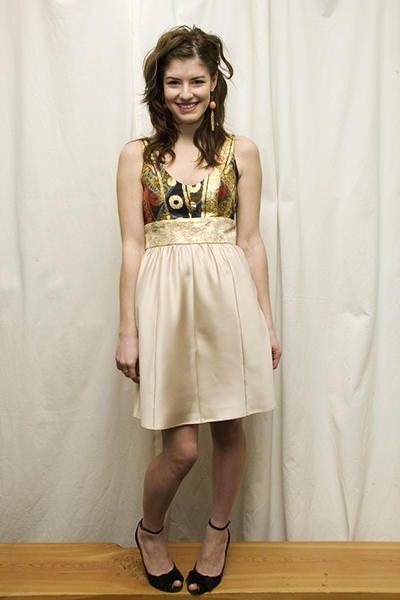 Prom dress diy loft