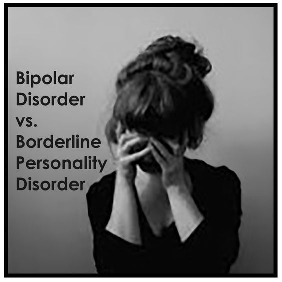 Bipolar Disorder vs. Borderline Personality Disorder: Knowing the Difference