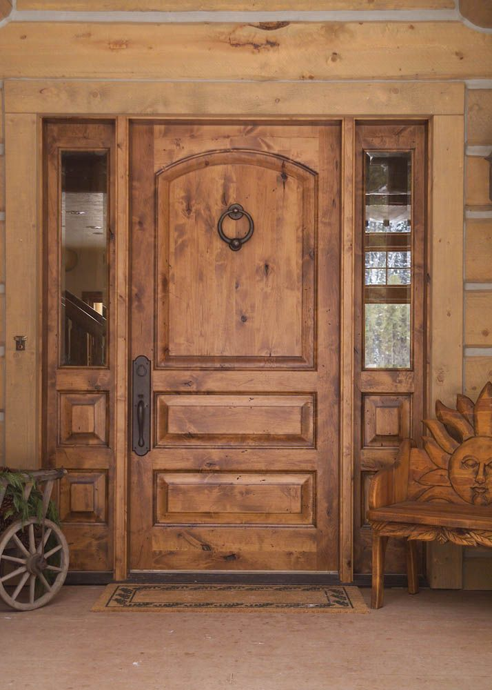 Pine Door Company Custom Wood Doors And Millwork Wooden Front Doors Wood Exterior Door Rustic Wood Doors
