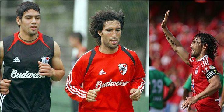 Falcao felicitó al 'Tecla' Farías y al América de #Cali por su ascenso a la A