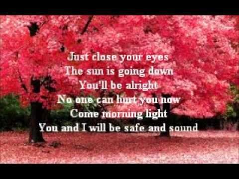 Taylor Swift / Safe and Sound - Full Song + Lyrics (2012) HD
