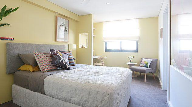 Madi + Jarrod: Guest Bedroom + Ensuite
